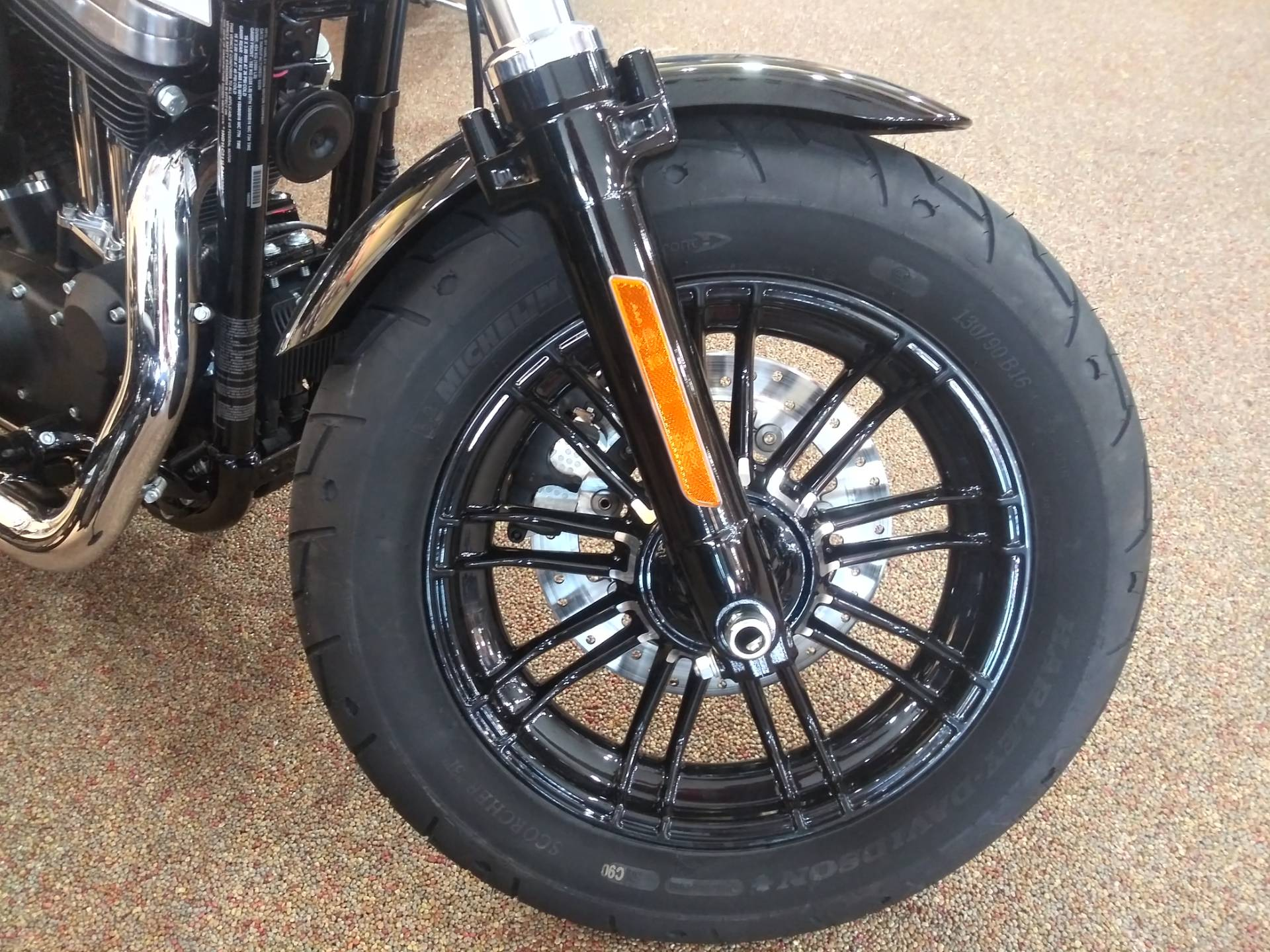 2020 Harley-Davidson Forty-Eight® in Knoxville, Tennessee - Photo 9