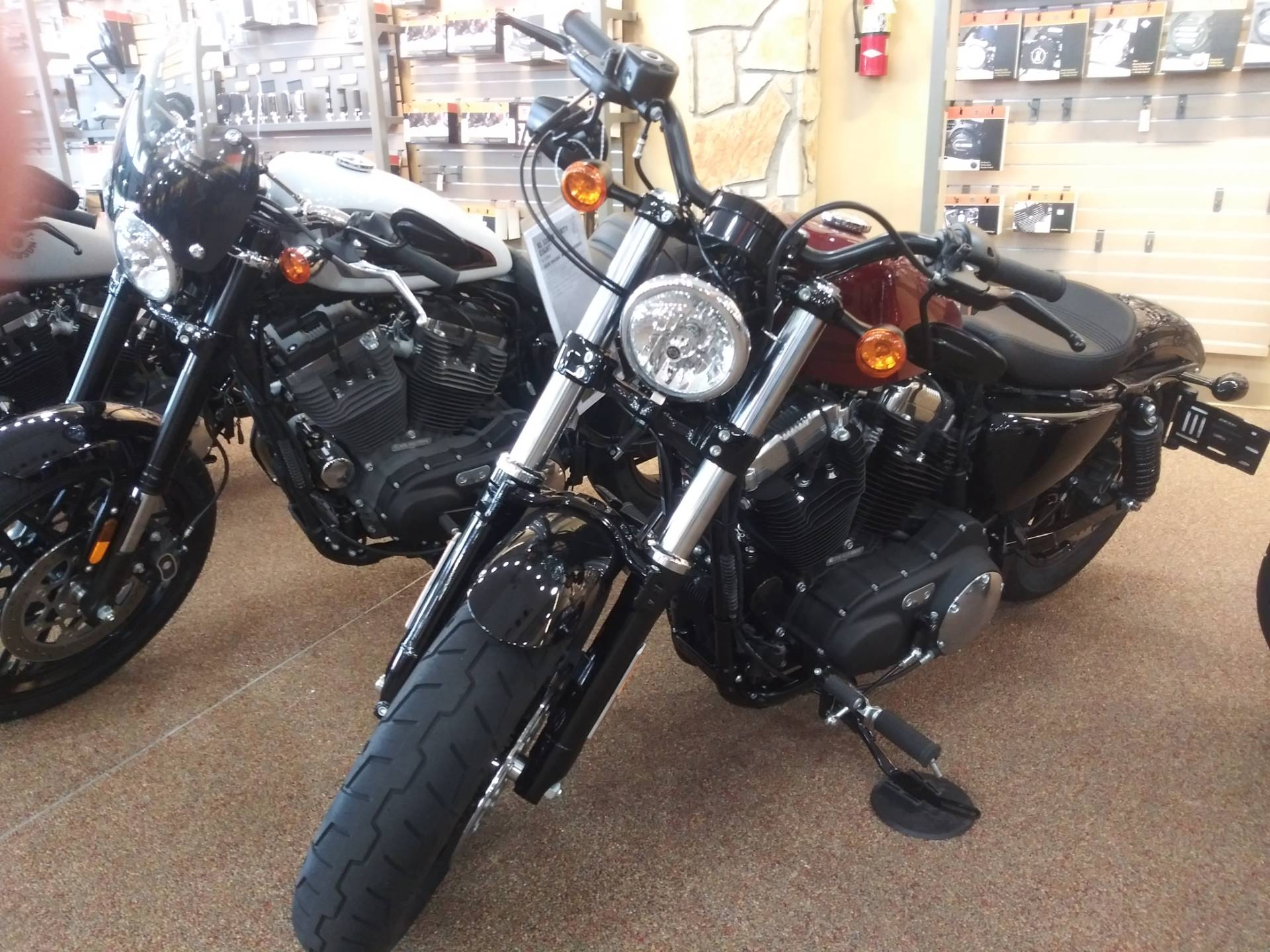 2020 Harley-Davidson Forty-Eight® in Knoxville, Tennessee - Photo 19