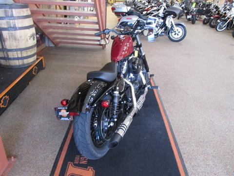 2020 Harley-Davidson Forty-Eight® in Knoxville, Tennessee - Photo 4