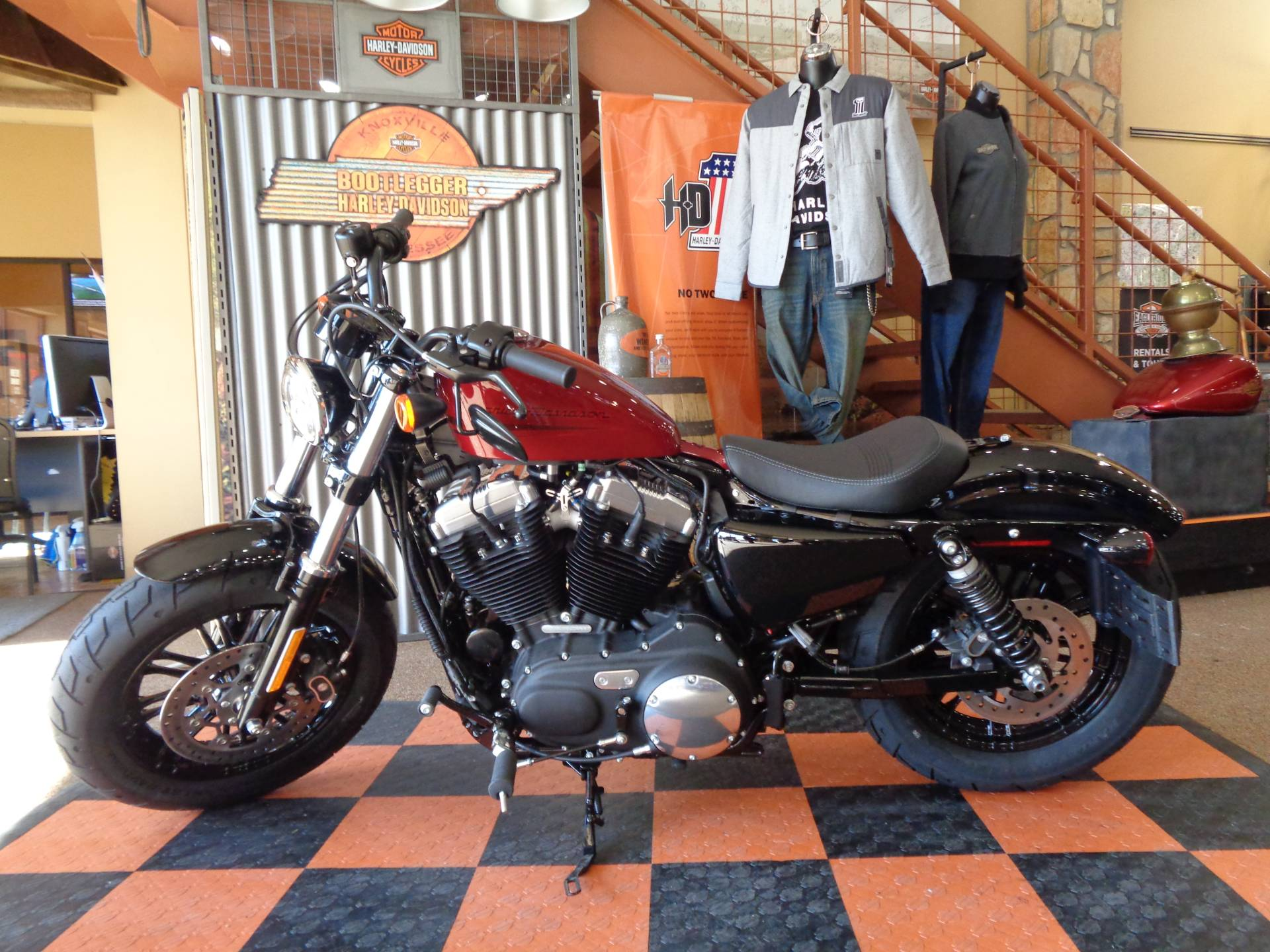 2020 Harley-Davidson Forty-Eight® in Knoxville, Tennessee - Photo 12
