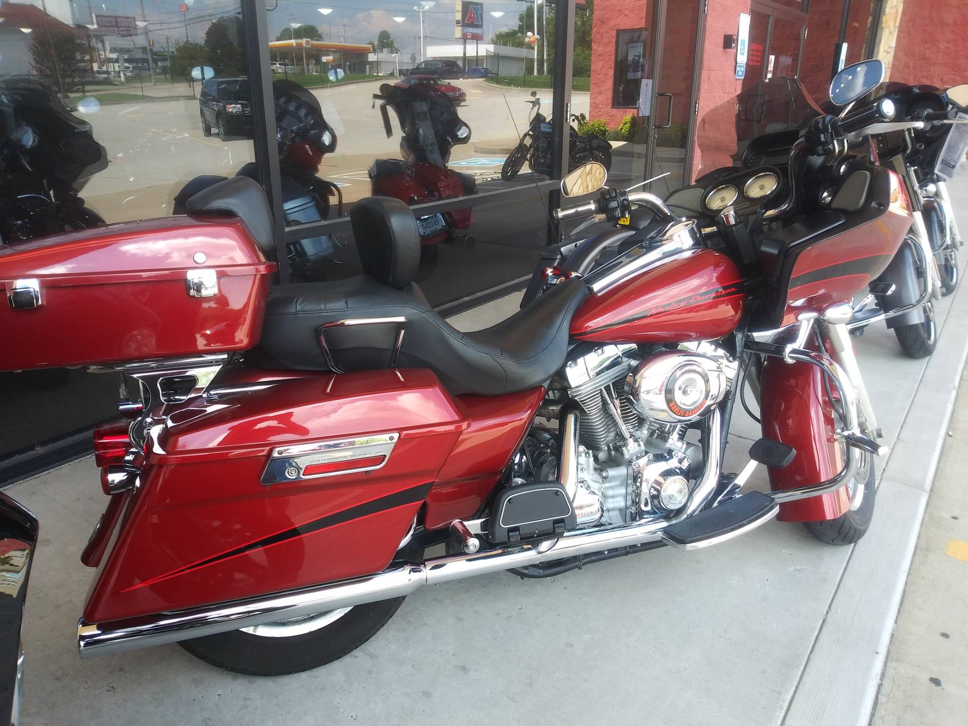 2007 Harley-Davidson FLTR Road Glide® in Knoxville, Tennessee - Photo 5