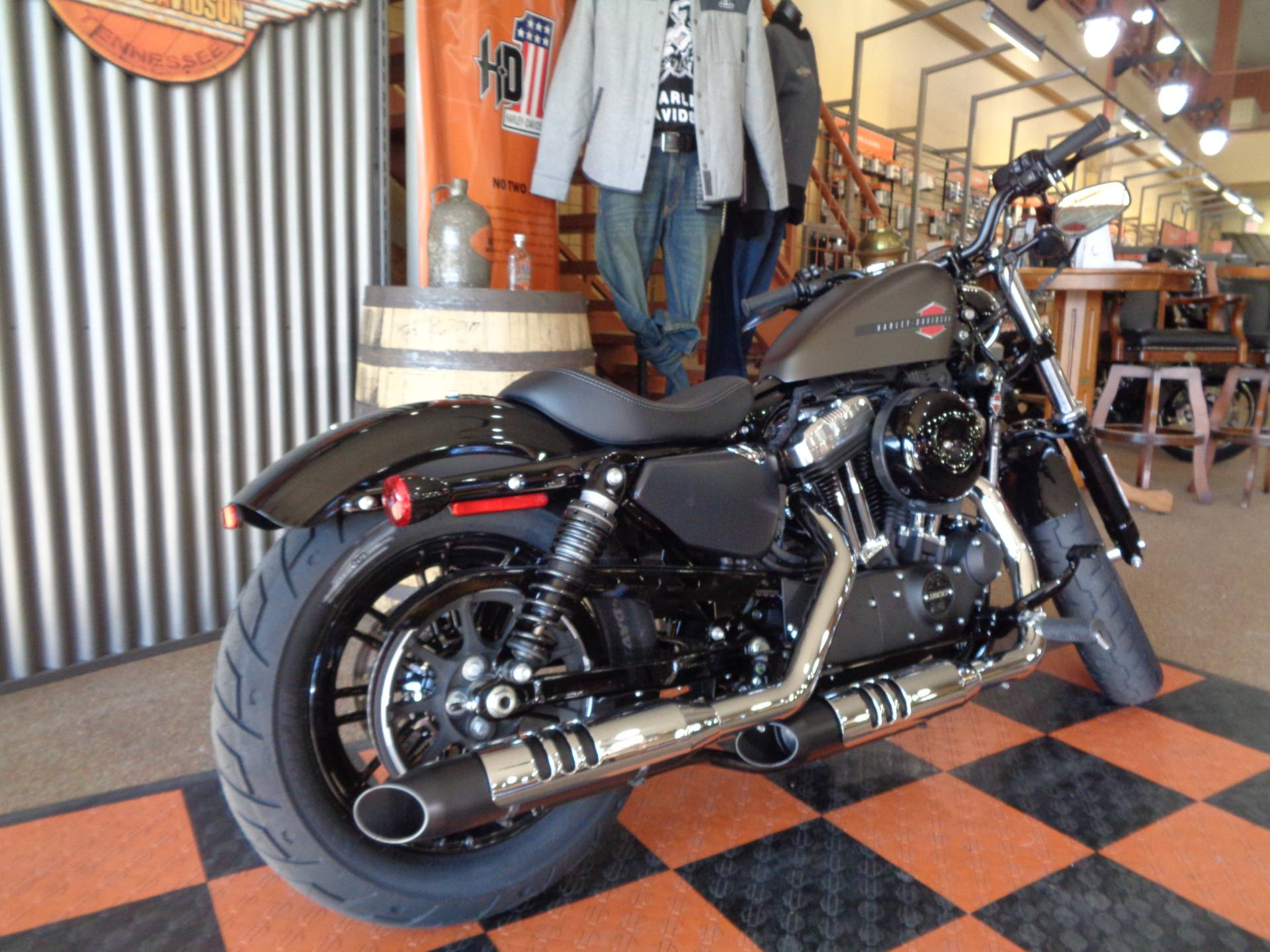 2020 Harley-Davidson Forty-Eight® in Knoxville, Tennessee - Photo 5