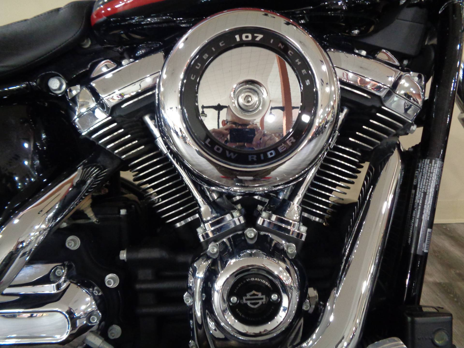2019 Harley-Davidson Low Rider® in Knoxville, Tennessee - Photo 3
