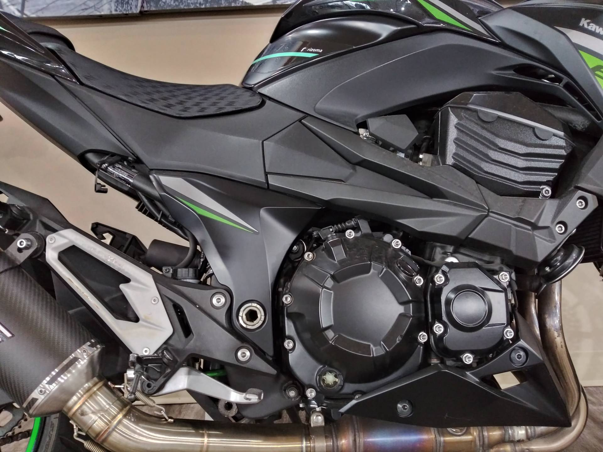 2016 Kawasaki Z800 ABS in Knoxville, Tennessee - Photo 3