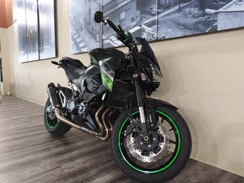 2016 Kawasaki Z800 ABS in Knoxville, Tennessee - Photo 11