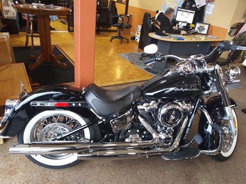 2018 Harley-Davidson Softail® Deluxe 107 in Knoxville, Tennessee - Photo 1