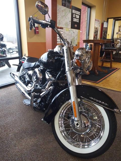 2018 Harley-Davidson Softail® Deluxe 107 in Knoxville, Tennessee - Photo 8