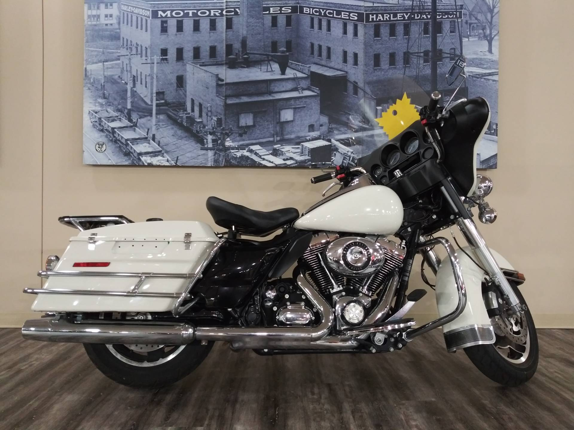 2011 Harley-Davidson Police Electra Glide® in Knoxville, Tennessee - Photo 1