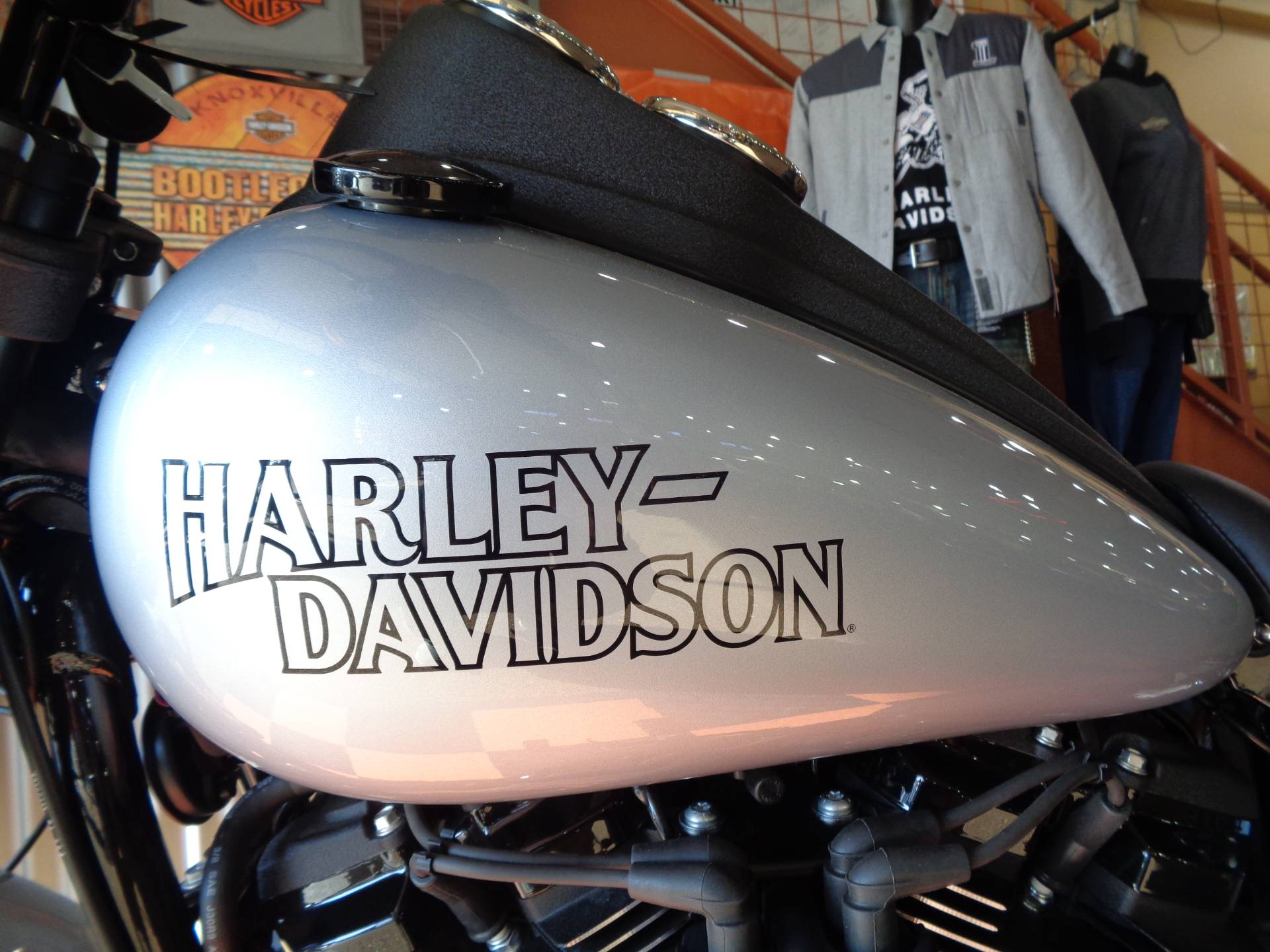 2020 Harley-Davidson Low Rider®S in Knoxville, Tennessee - Photo 13