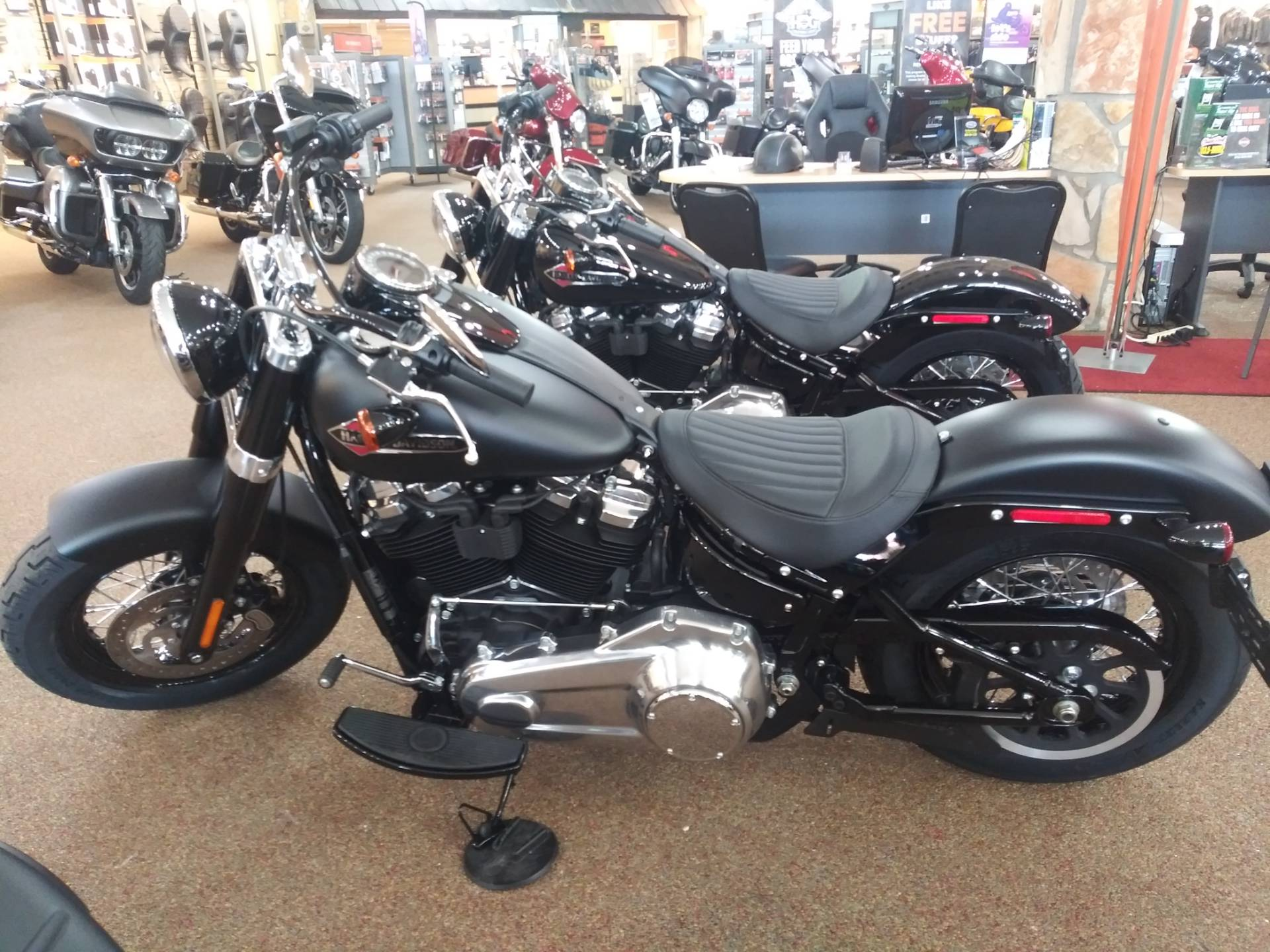 2020 Harley-Davidson Softail Slim® in Knoxville, Tennessee - Photo 12