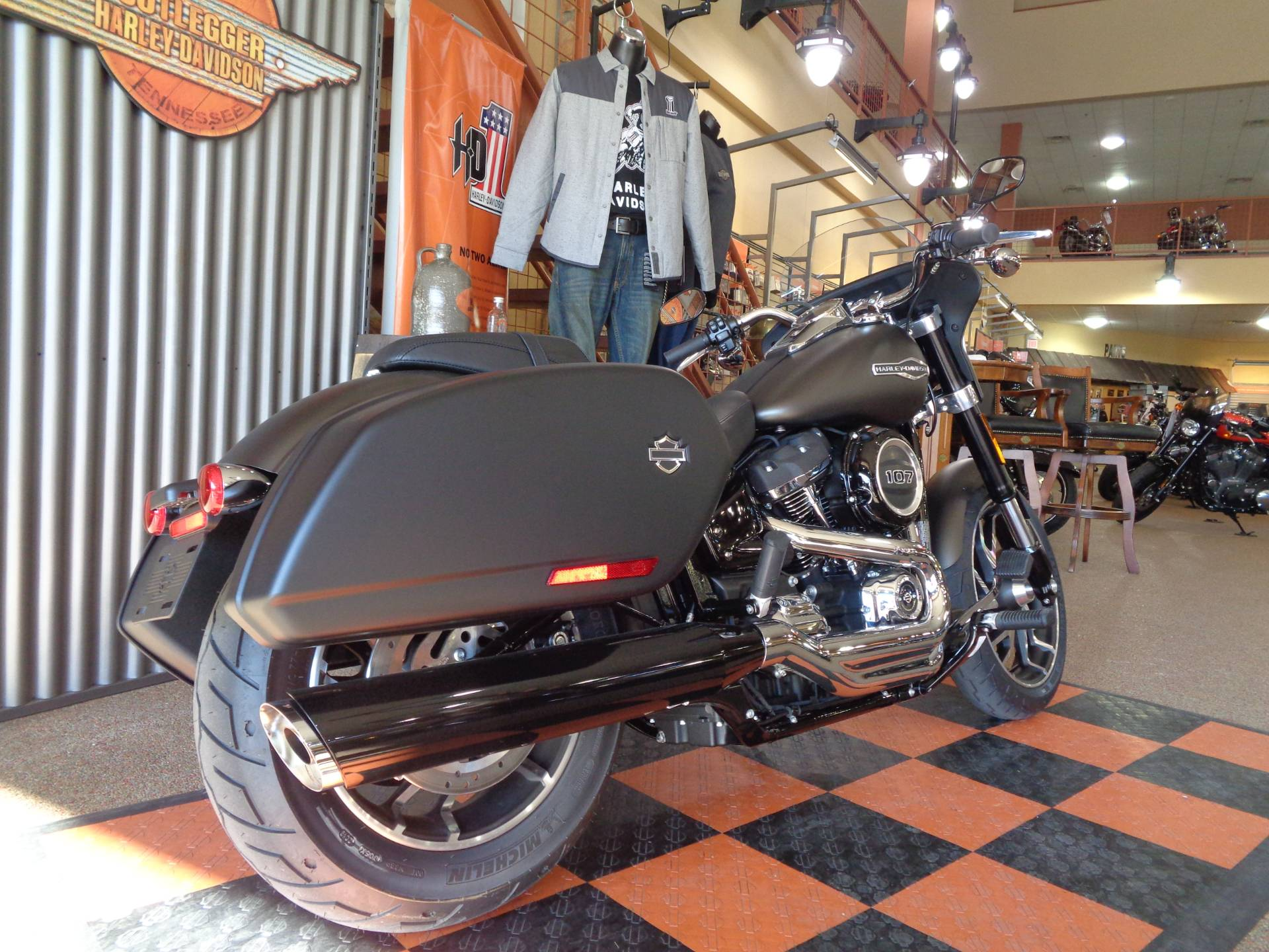 2020 Harley-Davidson Sport Glide® in Knoxville, Tennessee - Photo 5