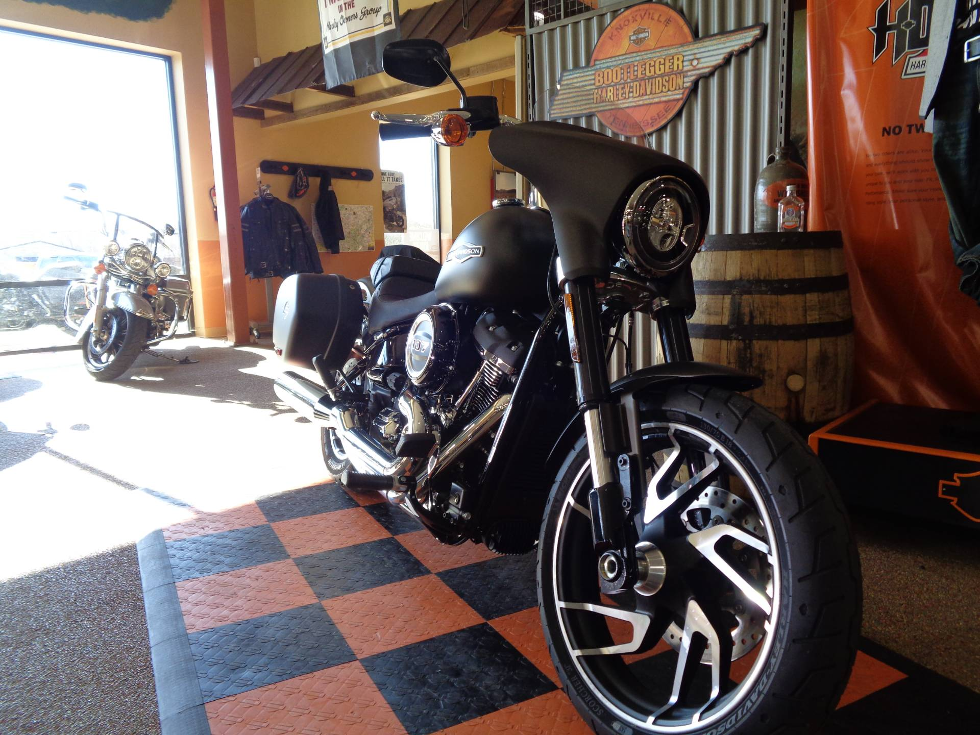 2020 Harley-Davidson Sport Glide® in Knoxville, Tennessee - Photo 11