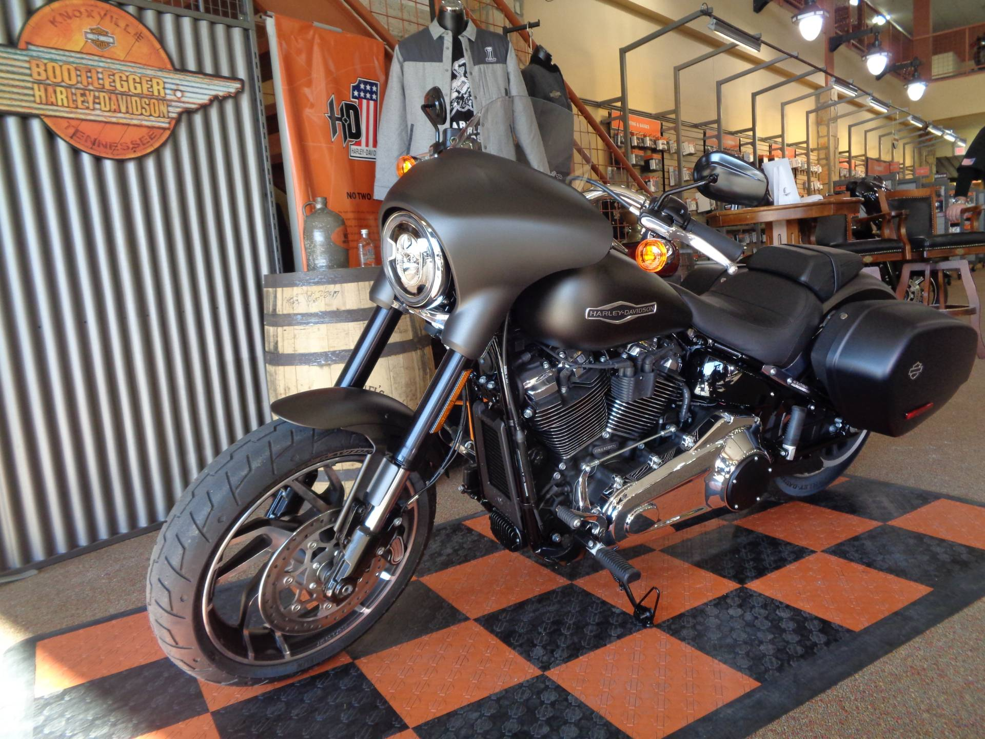 2020 Harley-Davidson Sport Glide® in Knoxville, Tennessee - Photo 20