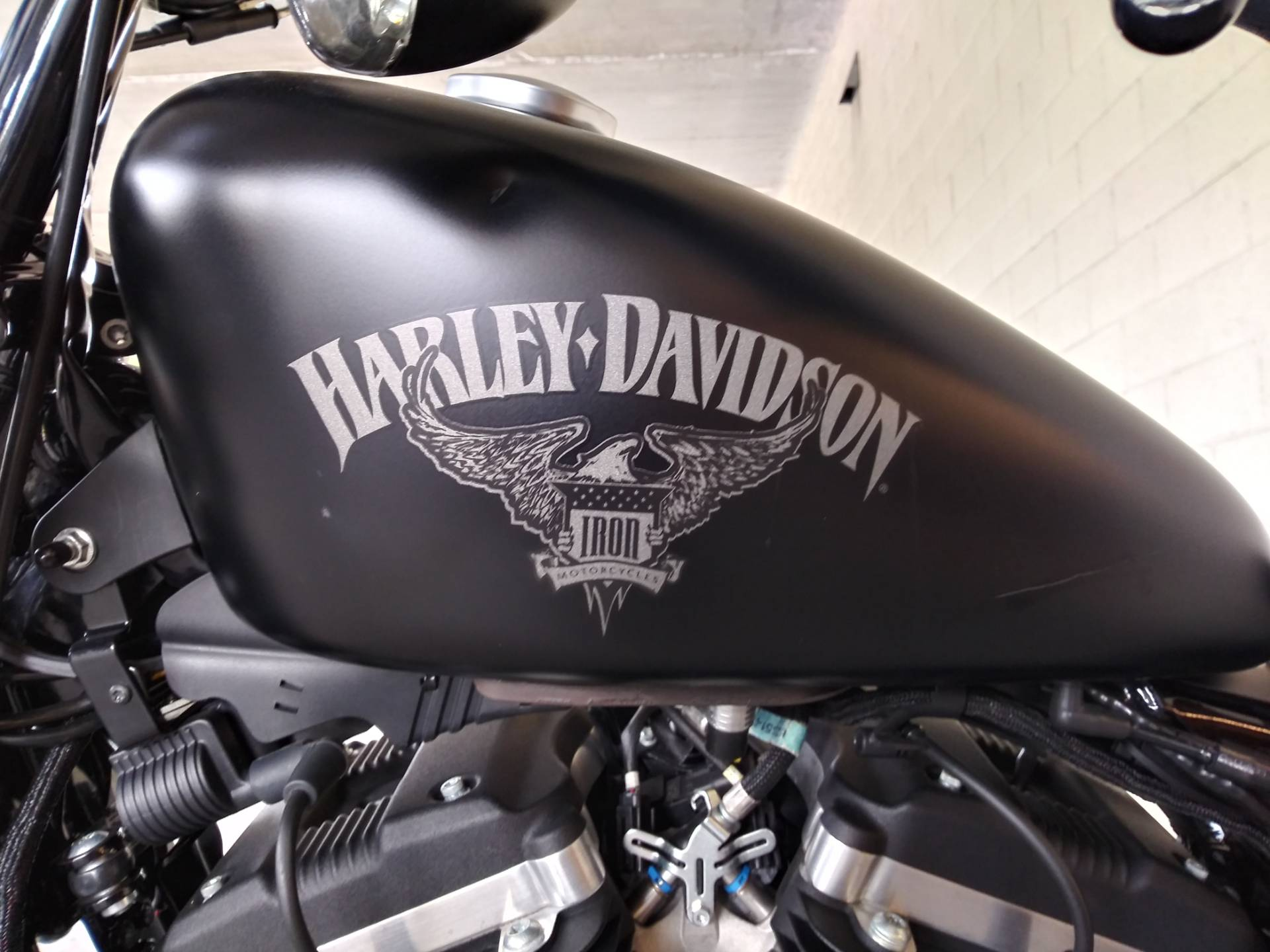 2016 Harley-Davidson Iron 883™ in Knoxville, Tennessee - Photo 13