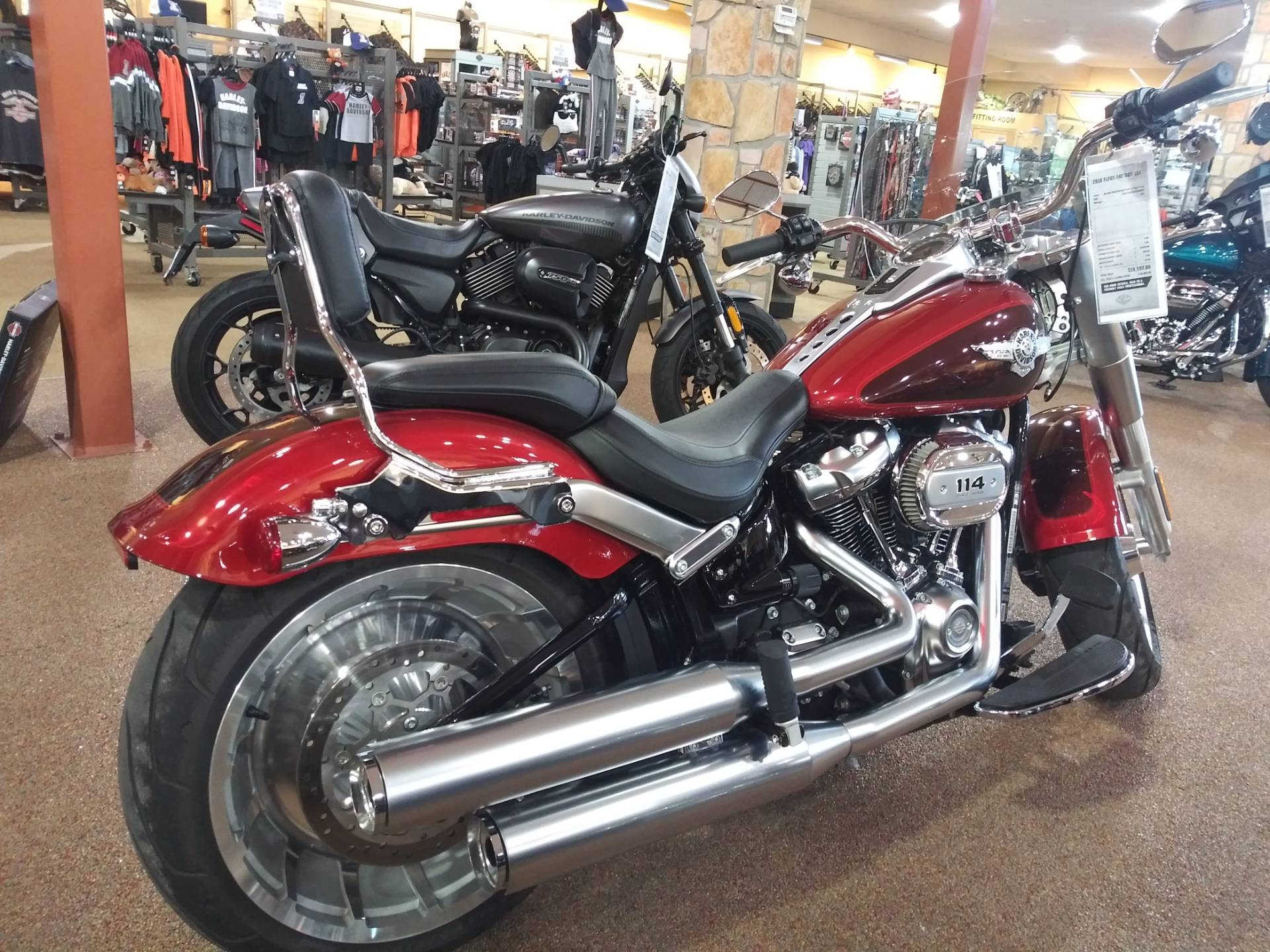 2018 Harley-Davidson Fat Boy® 114 in Knoxville, Tennessee - Photo 5