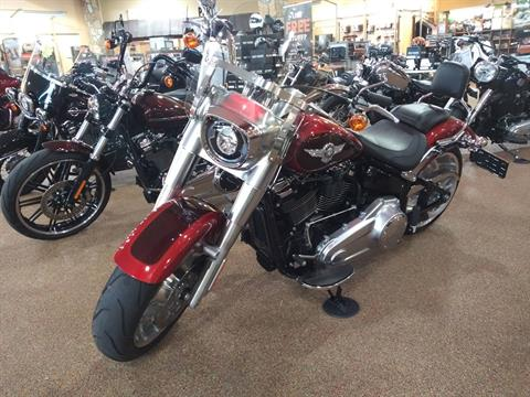 2018 Harley-Davidson Fat Boy® 114 in Knoxville, Tennessee - Photo 20