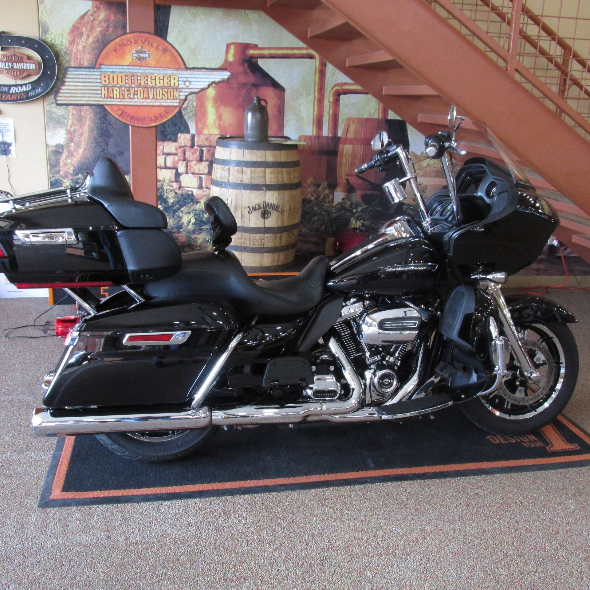 2019 Harley-Davidson Road Glide® Ultra in Knoxville, Tennessee - Photo 1