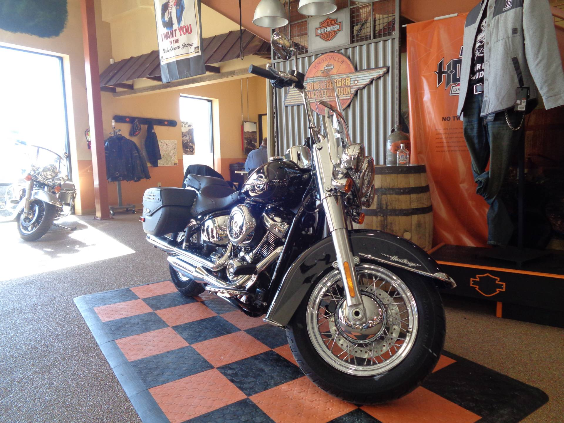 2020 Harley-Davidson Heritage Classic in Knoxville, Tennessee - Photo 11