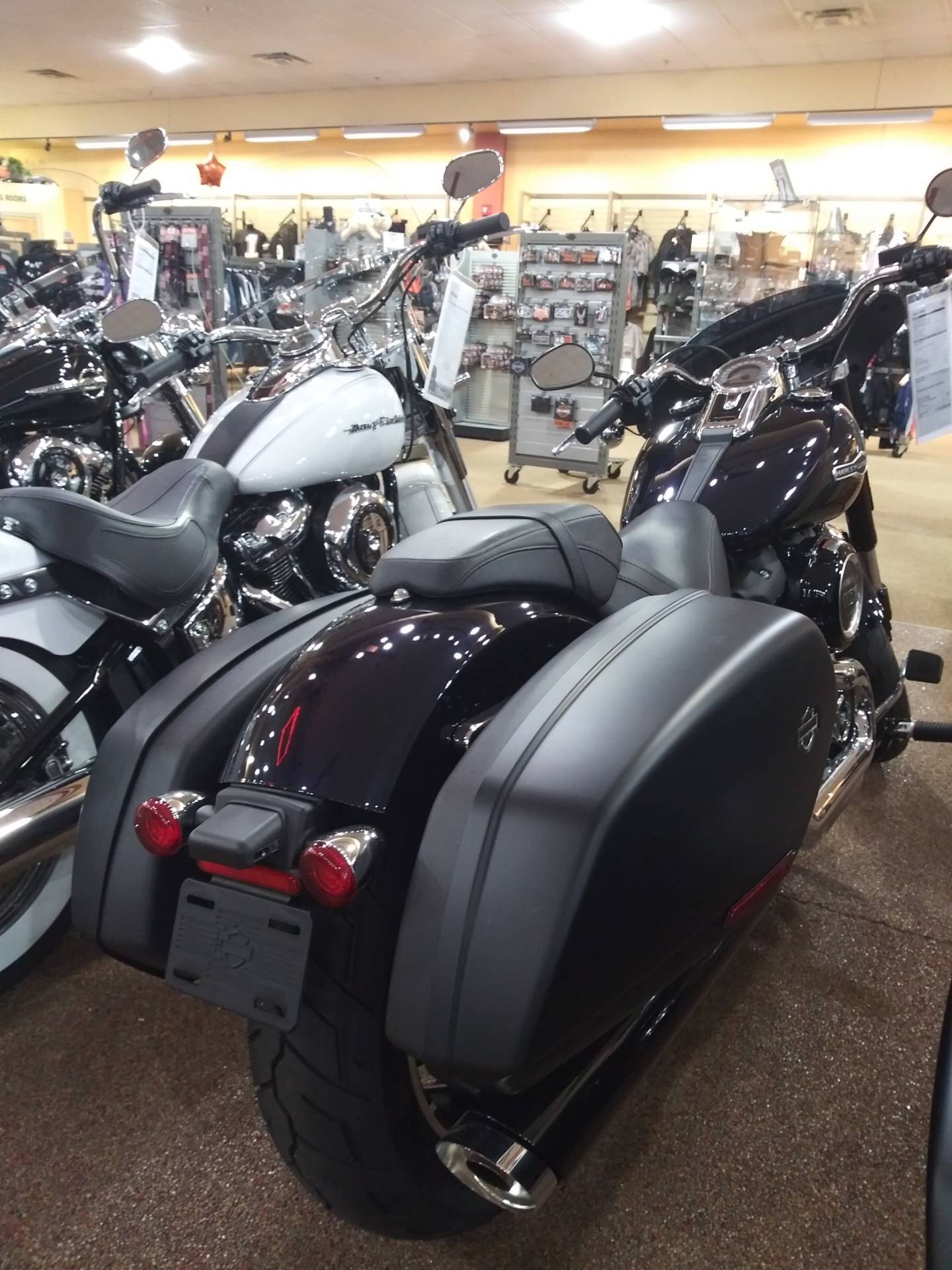 2019 Harley-Davidson Sport Glide® in Knoxville, Tennessee - Photo 6