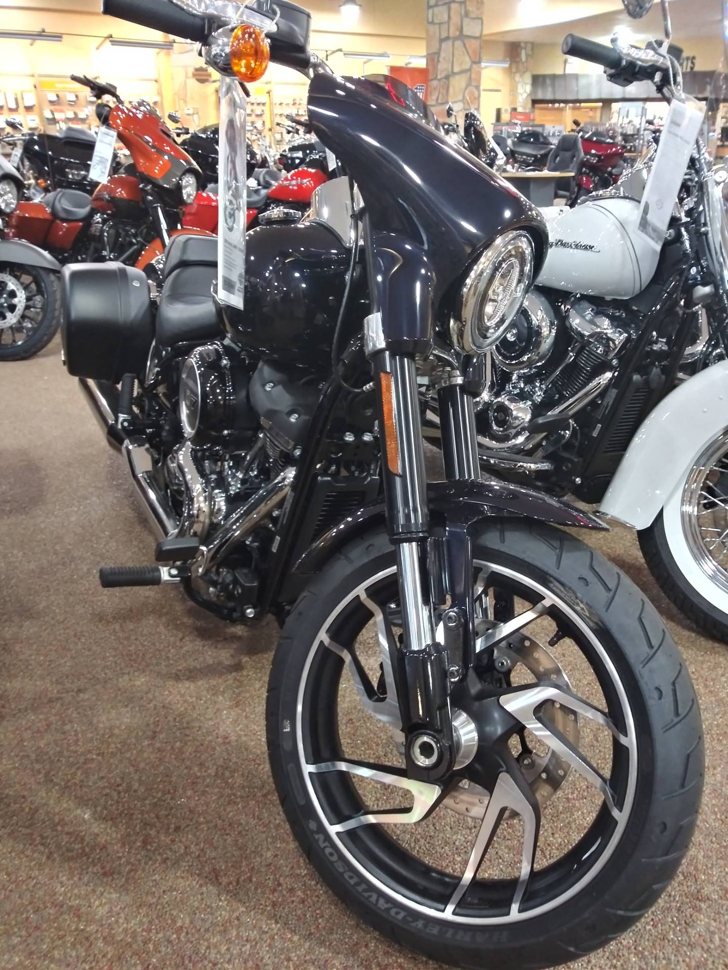 2019 Harley-Davidson Sport Glide® in Knoxville, Tennessee - Photo 11