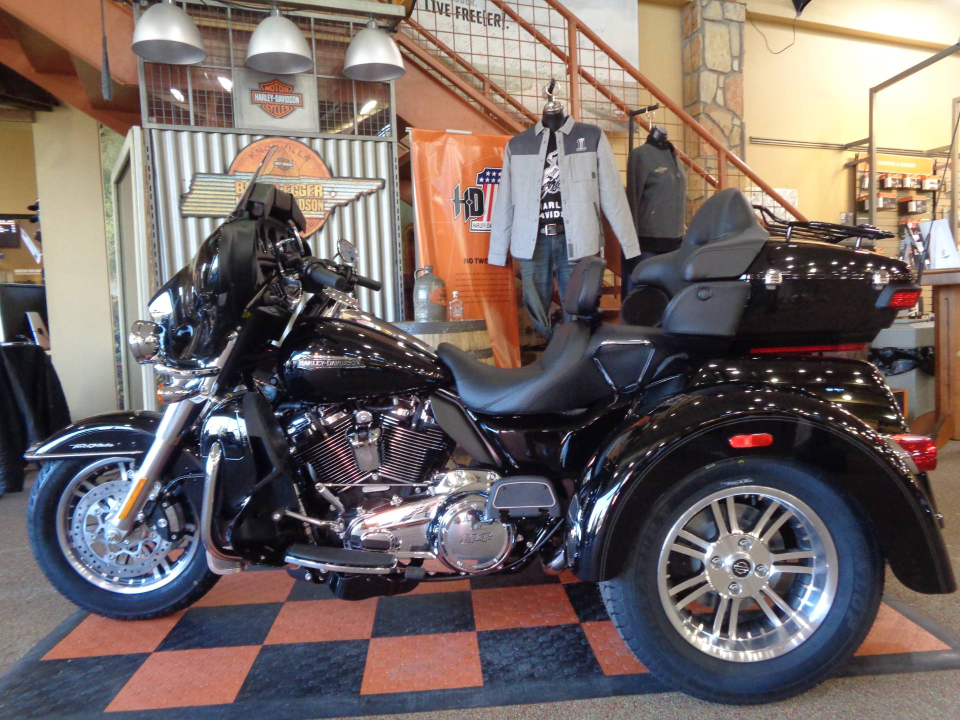 2020 Harley-Davidson Tri Glide® Ultra in Knoxville, Tennessee - Photo 13