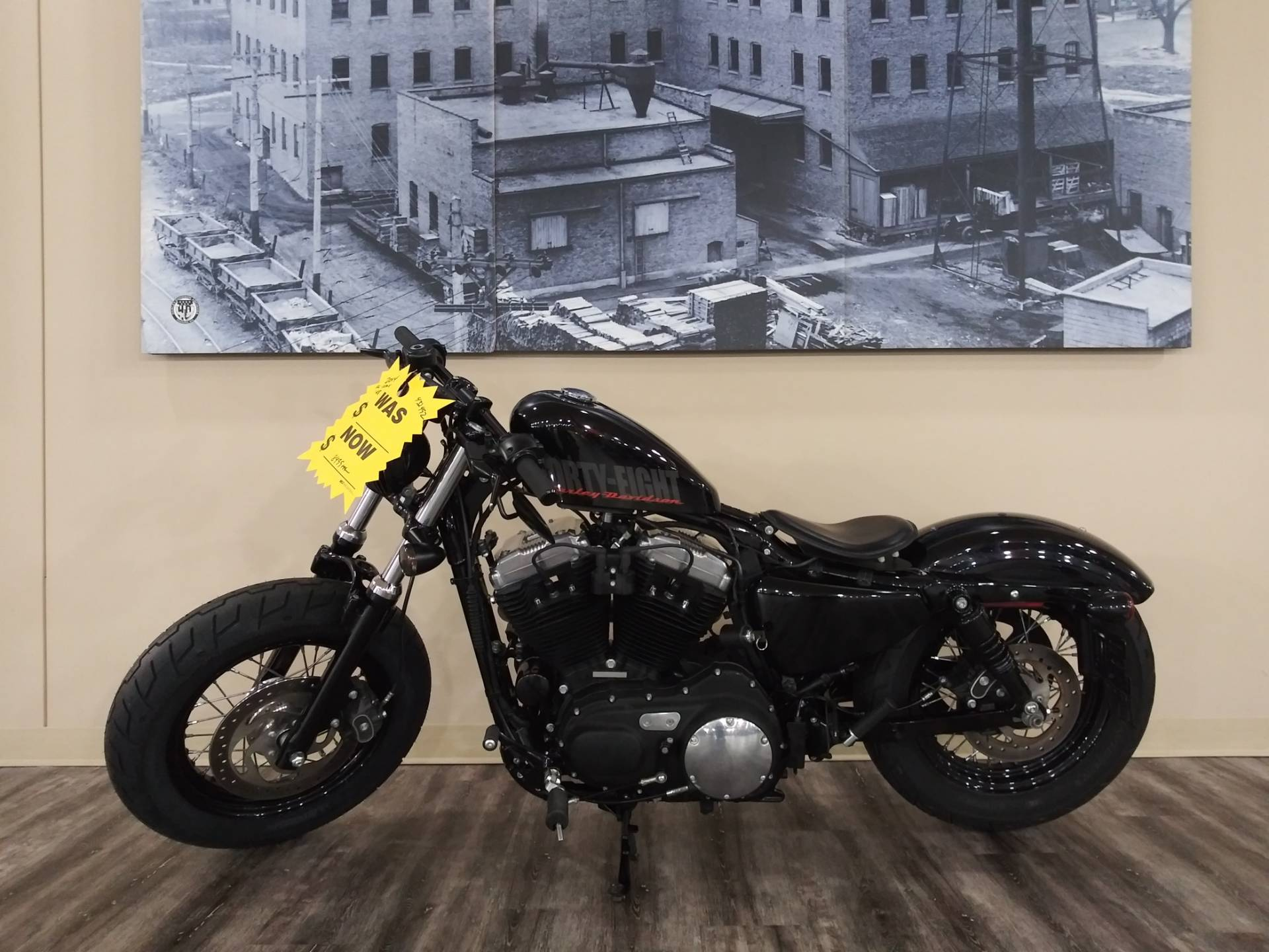 2014 Harley-Davidson Sportster® Forty-Eight® in Knoxville, Tennessee - Photo 12