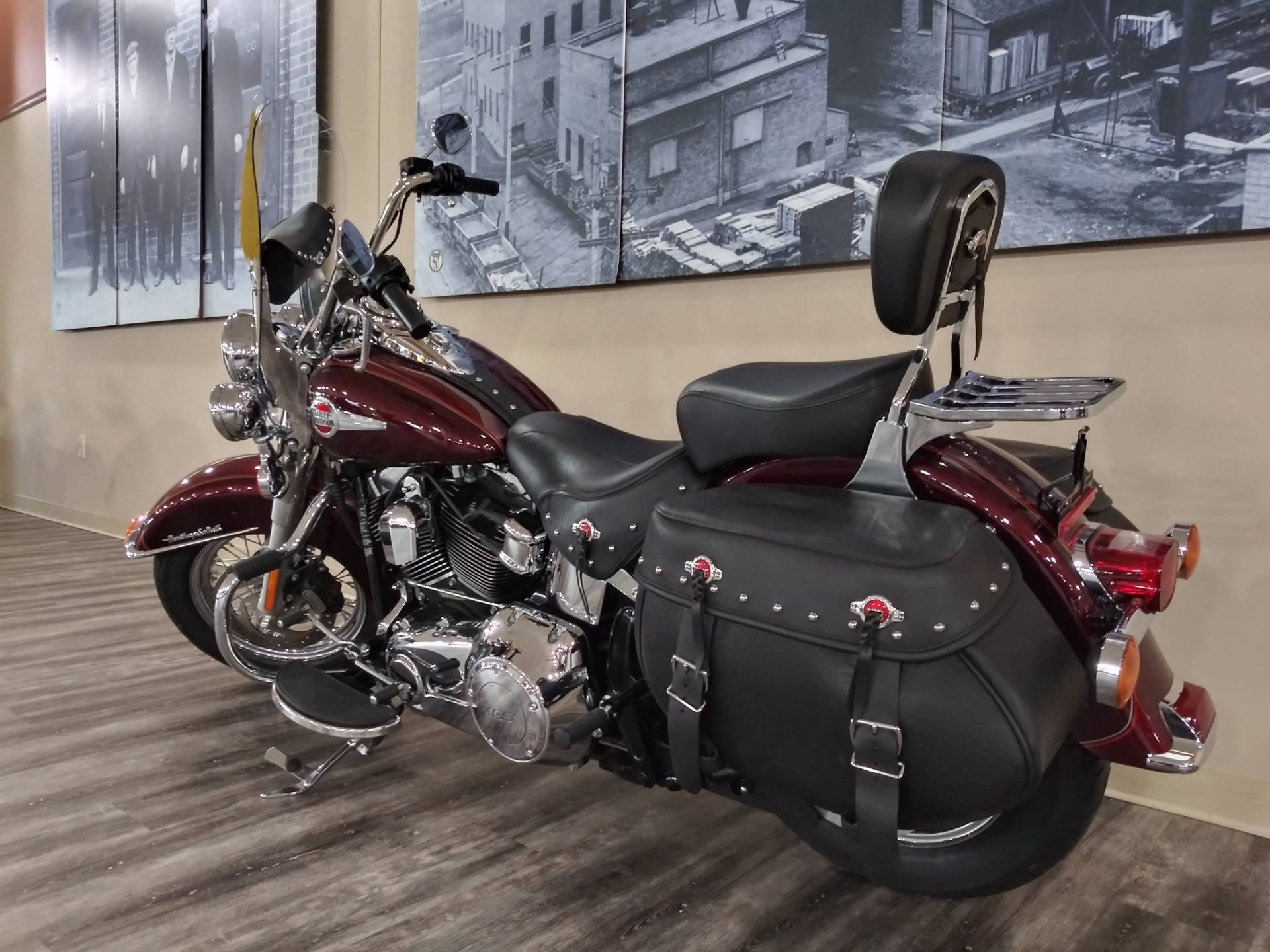 2017 Harley-Davidson Heritage Softail® Classic in Knoxville, Tennessee - Photo 17