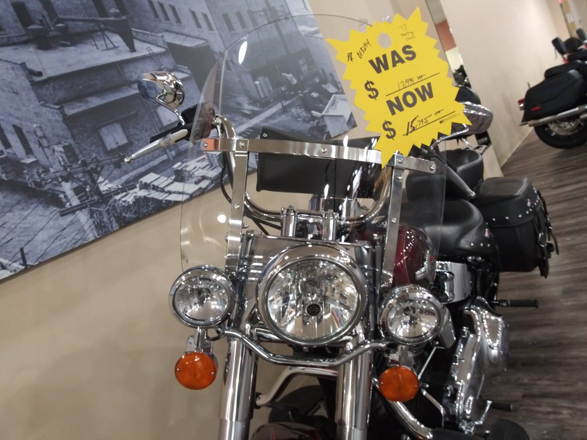 2017 Harley-Davidson Heritage Softail® Classic in Knoxville, Tennessee - Photo 21