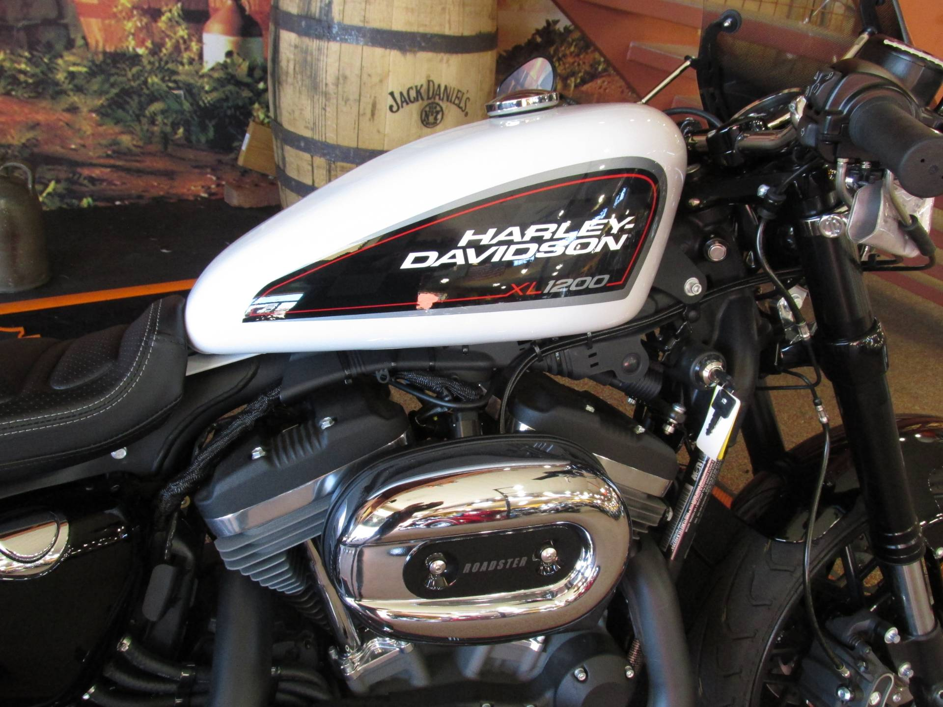 2020 Harley-Davidson Roadster™ in Knoxville, Tennessee - Photo 2