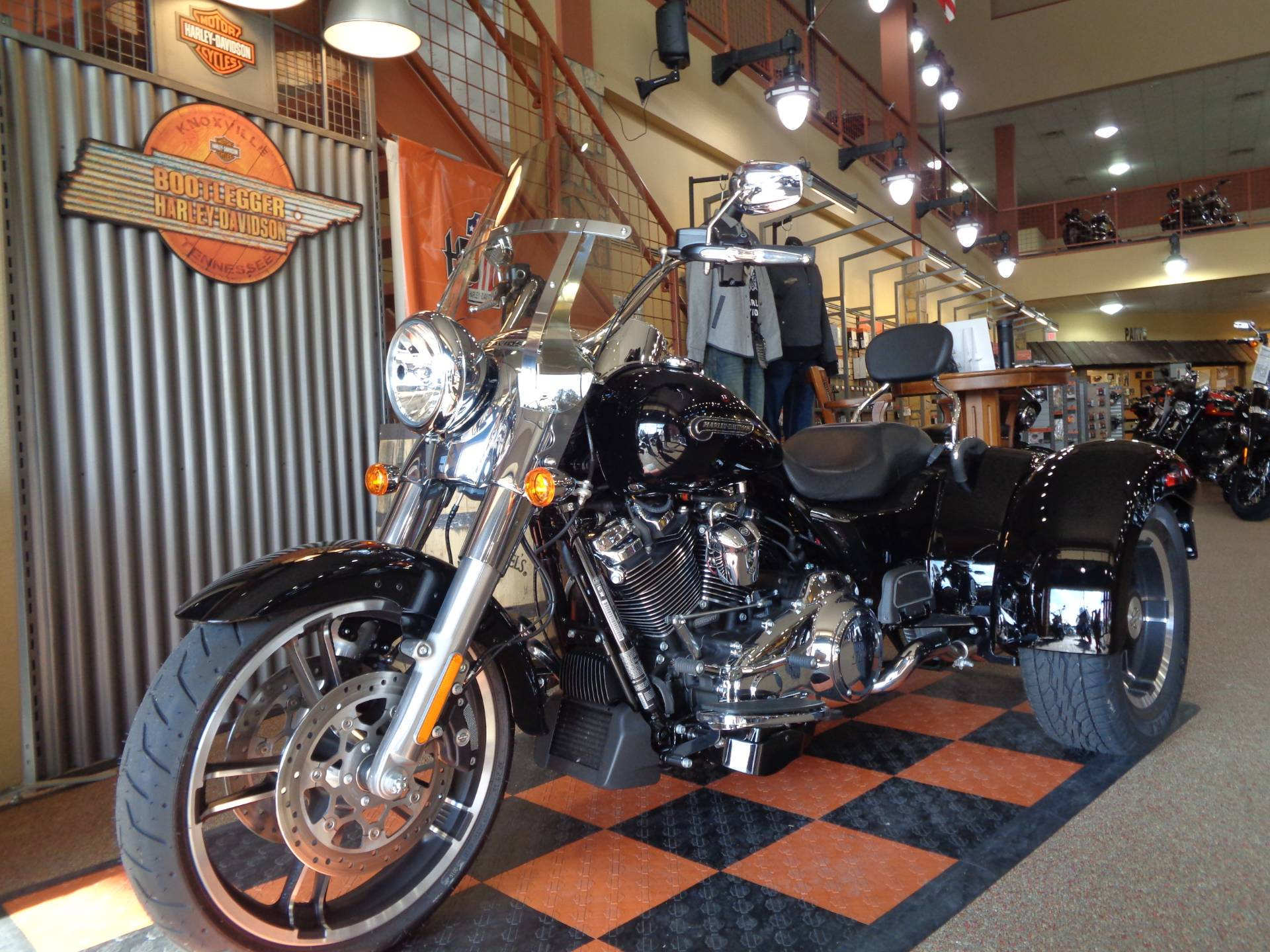 2019 Harley-Davidson Freewheeler® in Knoxville, Tennessee - Photo 20