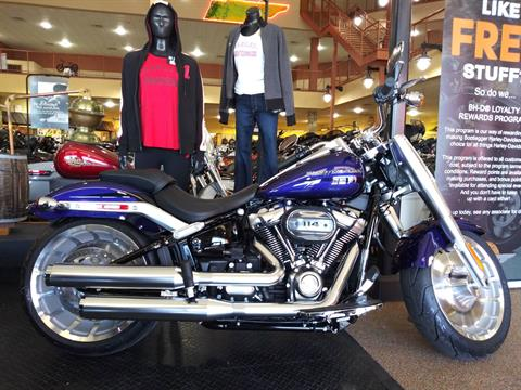 2020 Harley-Davidson Fat Boy® 114 in Knoxville, Tennessee - Photo 1