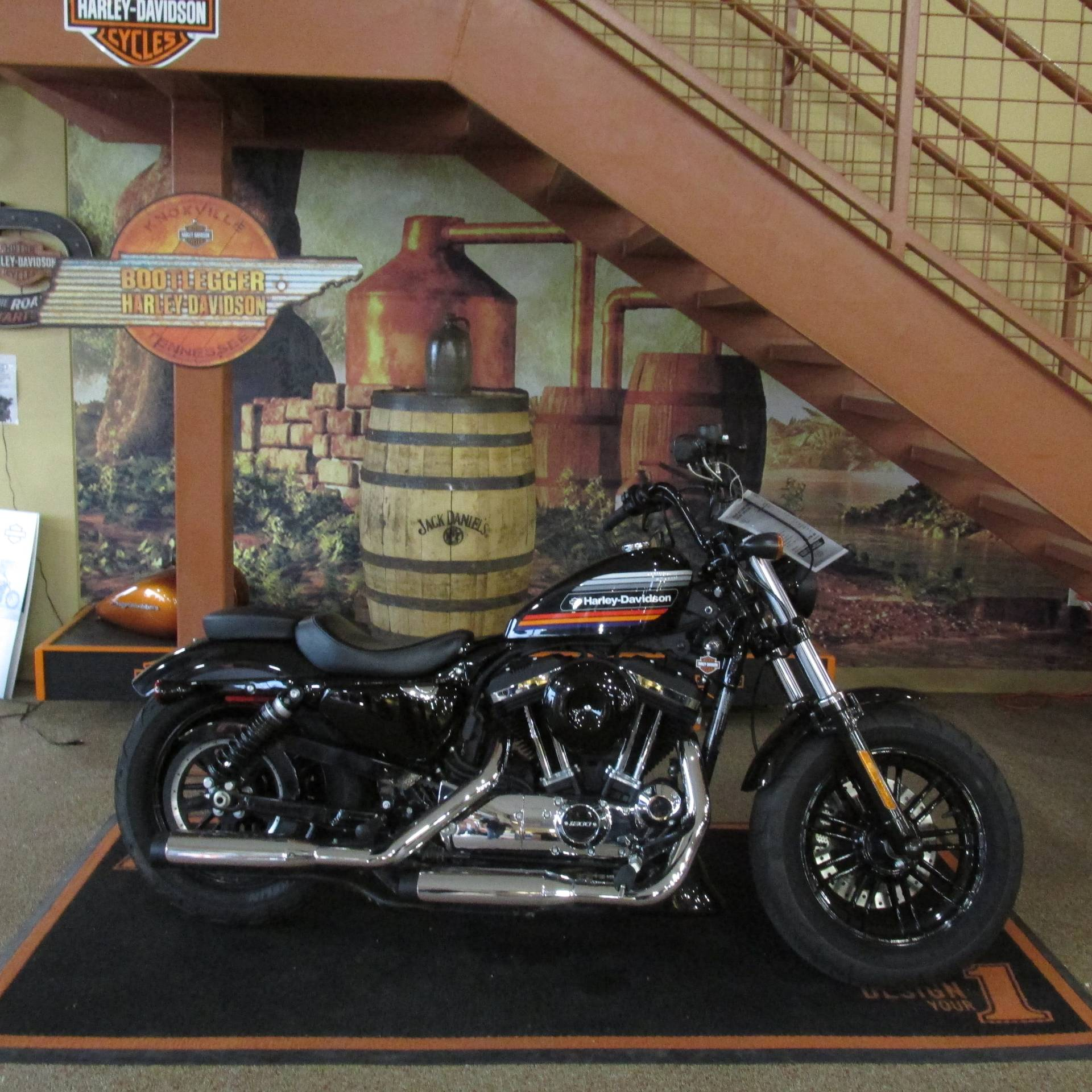 2018 Harley-Davidson Forty-Eight® Special in Knoxville, Tennessee - Photo 1