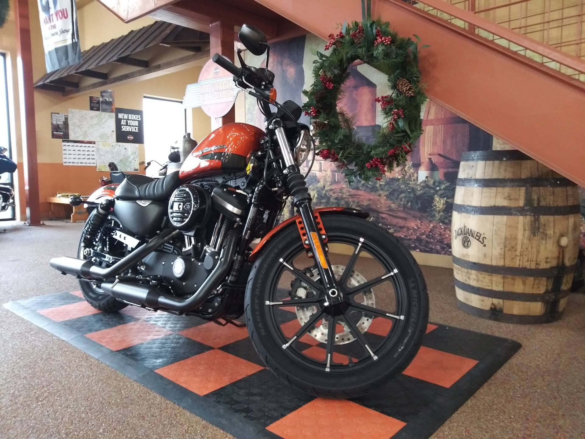 2020 Harley-Davidson Iron 883™ in Knoxville, Tennessee - Photo 11