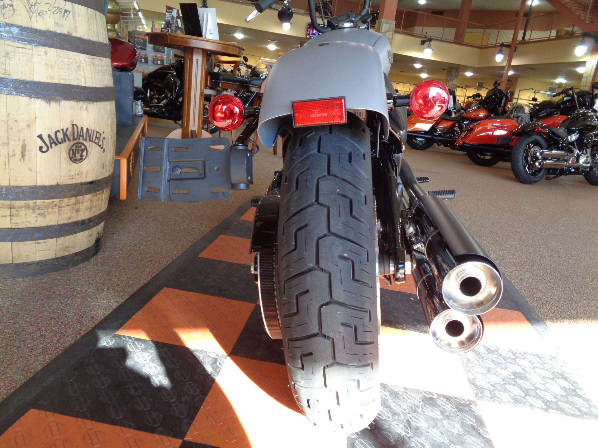 2020 Harley-Davidson Street Bob® in Knoxville, Tennessee - Photo 6