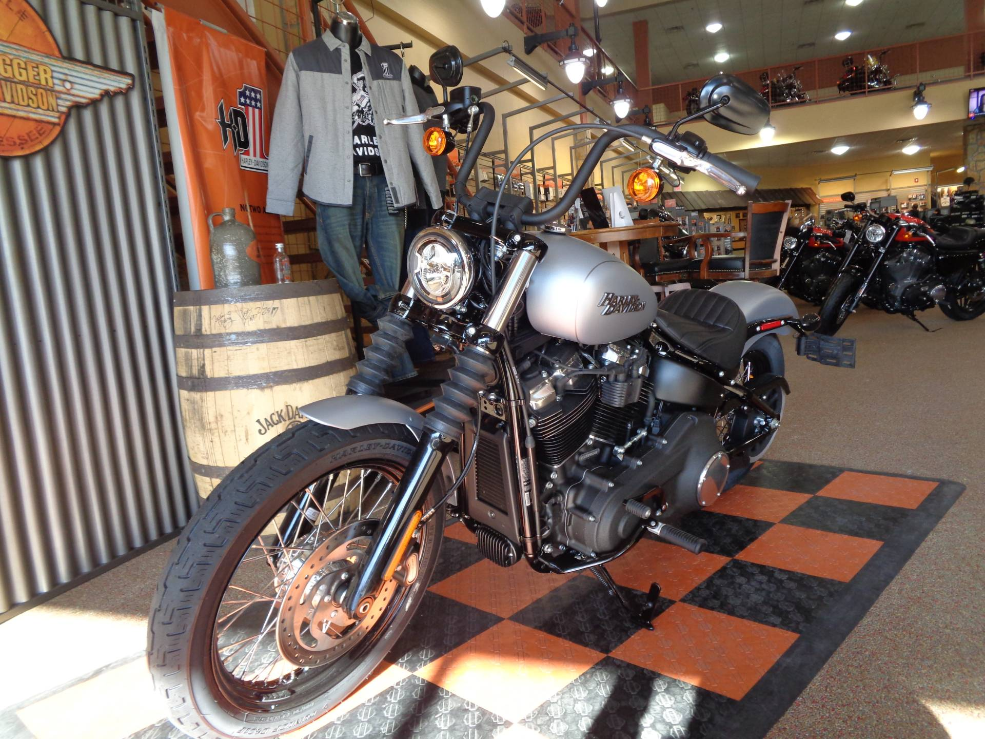 2020 Harley-Davidson Street Bob® in Knoxville, Tennessee - Photo 19