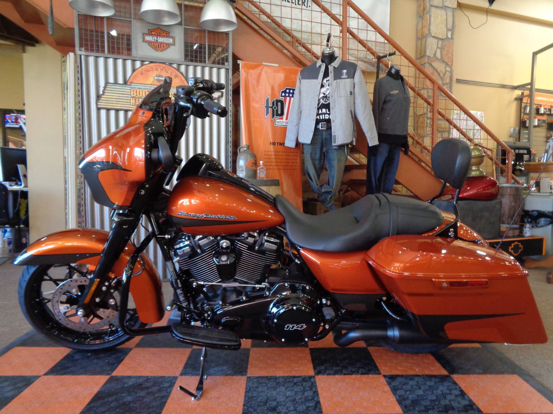 2020 Harley-Davidson Street Glide® Special in Knoxville, Tennessee - Photo 12