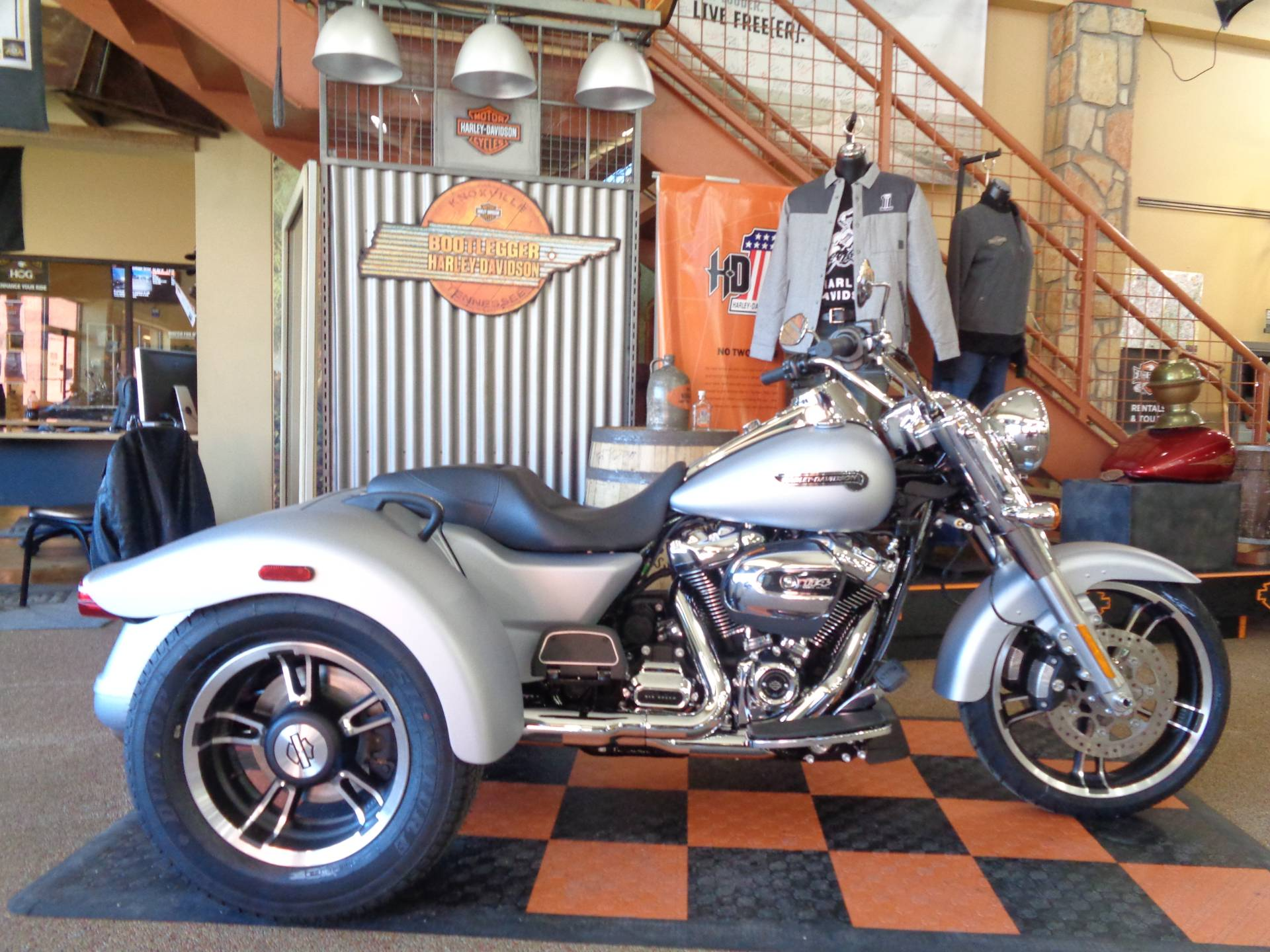 2020 Harley-Davidson Freewheeler® in Knoxville, Tennessee - Photo 1