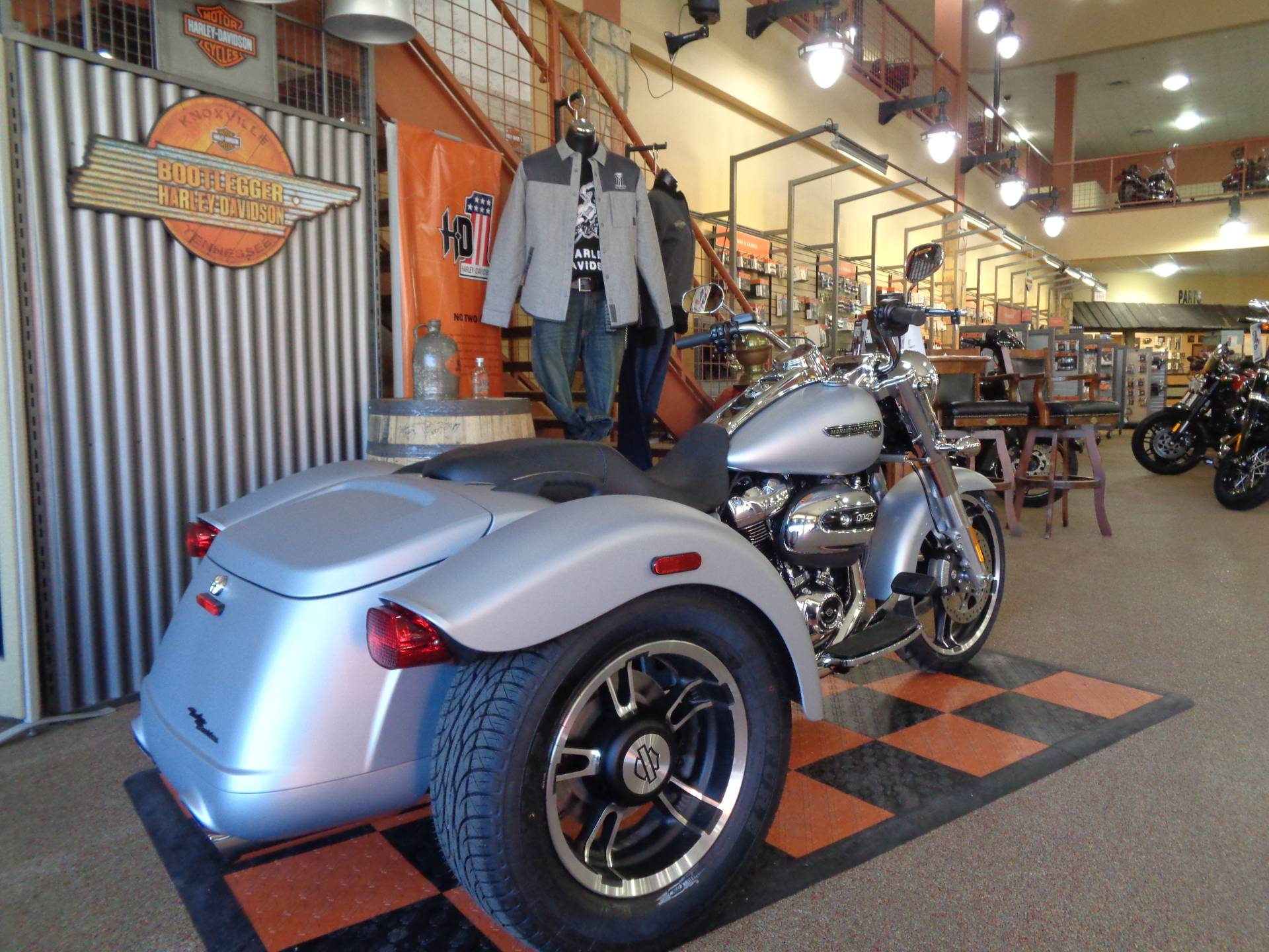 2020 Harley-Davidson Freewheeler® in Knoxville, Tennessee - Photo 5