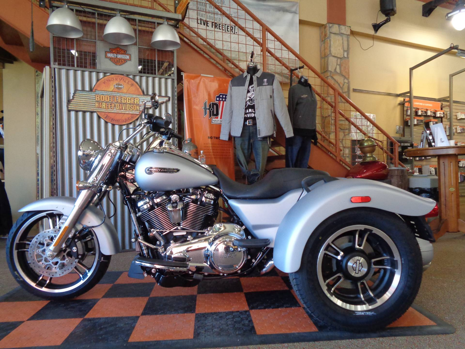 2020 Harley-Davidson Freewheeler® in Knoxville, Tennessee - Photo 12