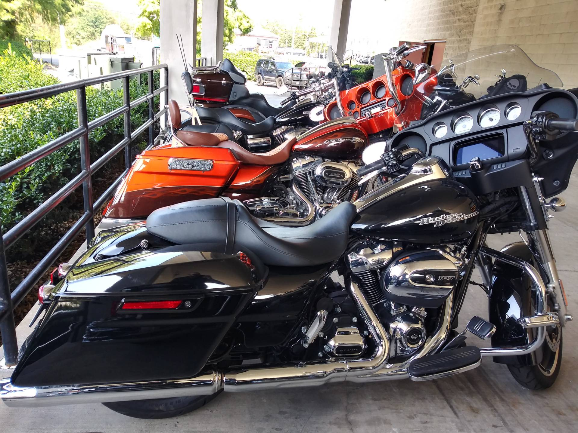 2019 Harley-Davidson Street Glide® in Knoxville, Tennessee - Photo 1