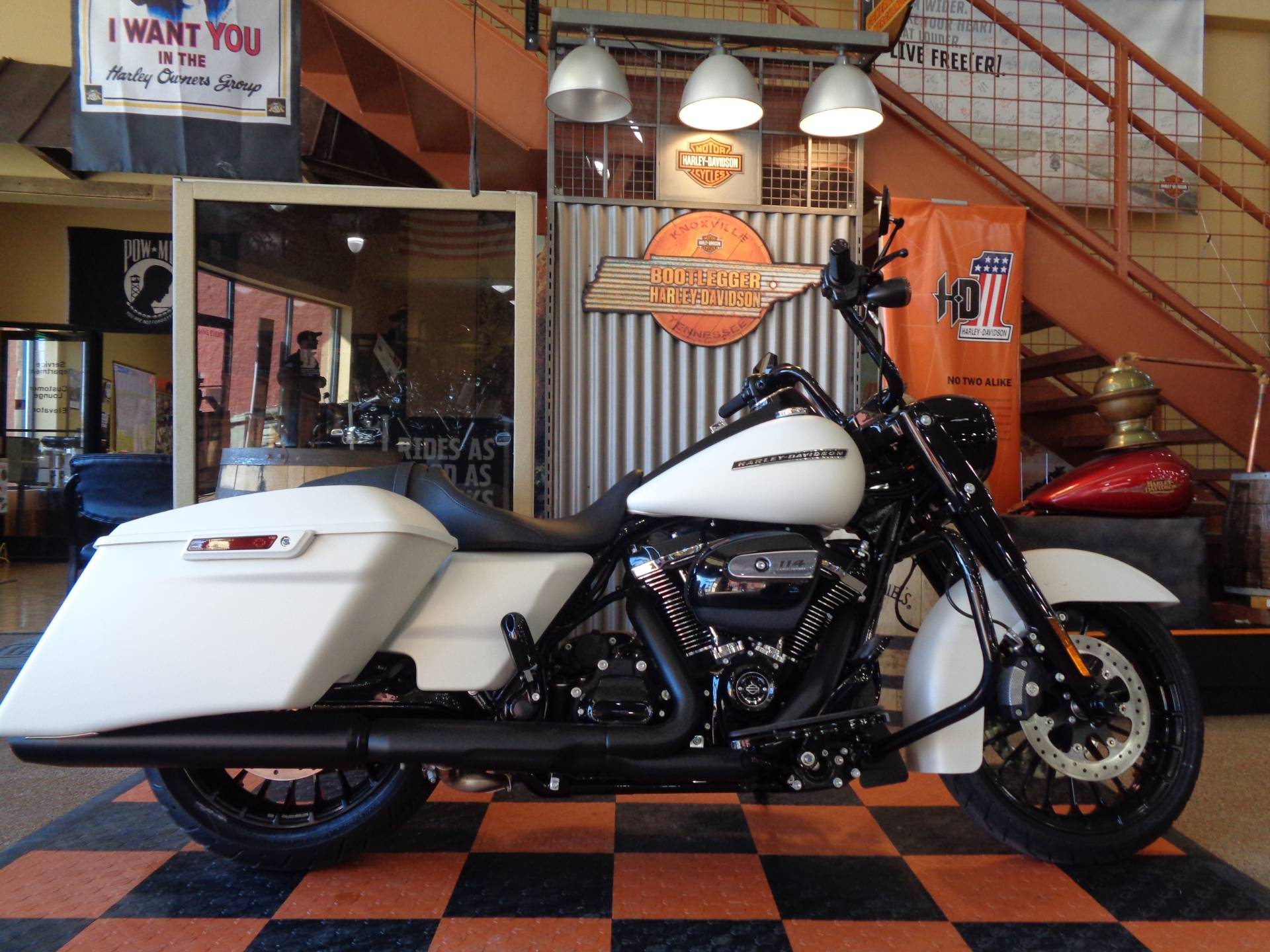 2019 Harley-Davidson Road King® Special in Knoxville, Tennessee - Photo 1