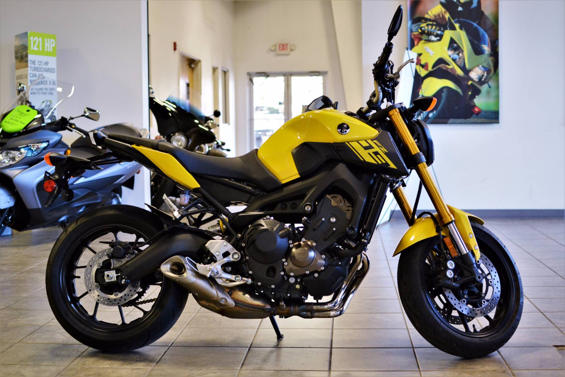 2015 Yamaha FZ-09 for sale 63383
