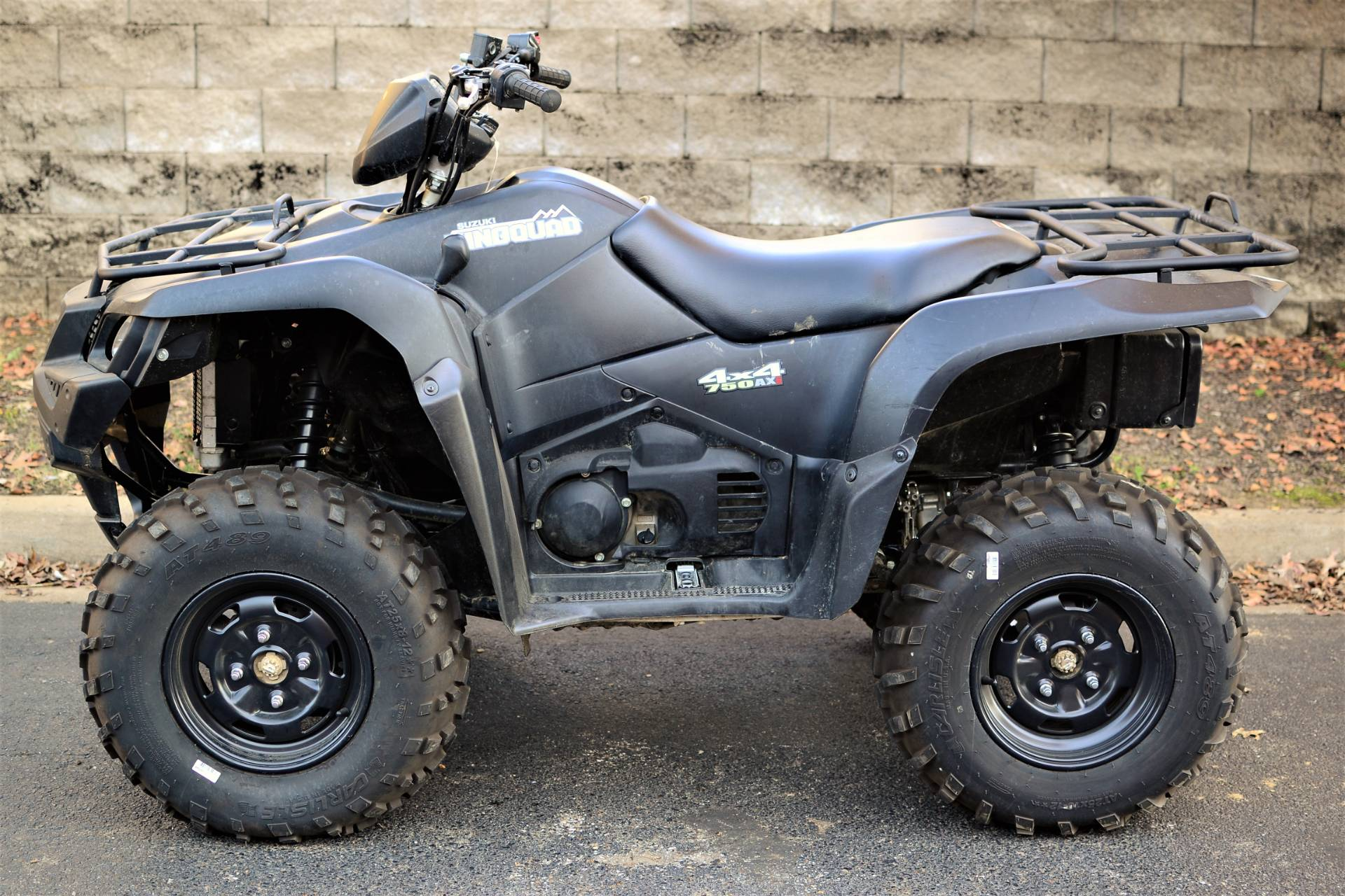 2016 Suzuki KingQuad 750AXi Power Steering Limited Edition in Olive Branch, Mississippi - Photo 2