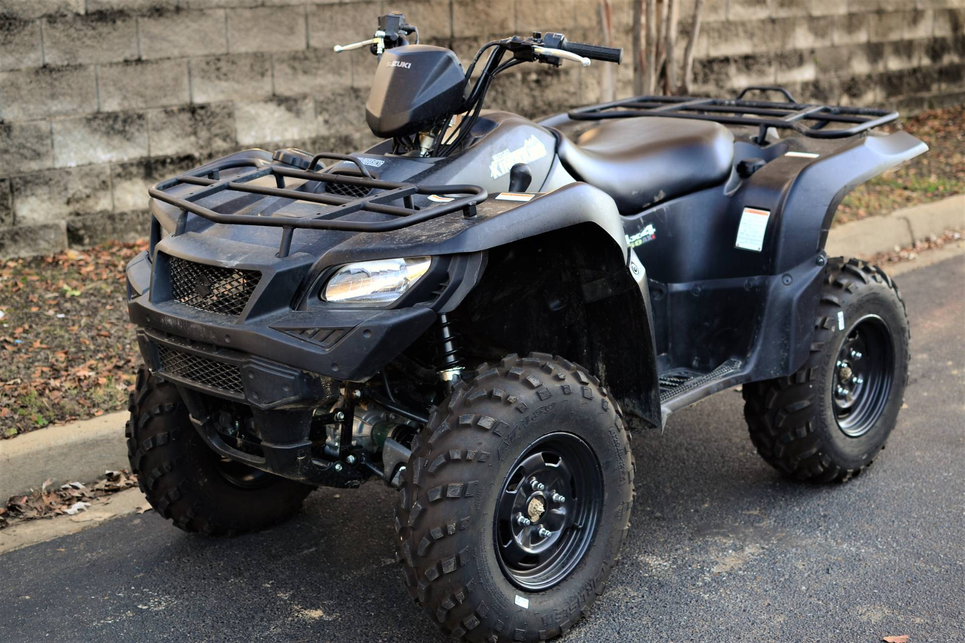 2016 Suzuki KingQuad 750AXi Power Steering Limited Edition in Olive Branch, Mississippi - Photo 4