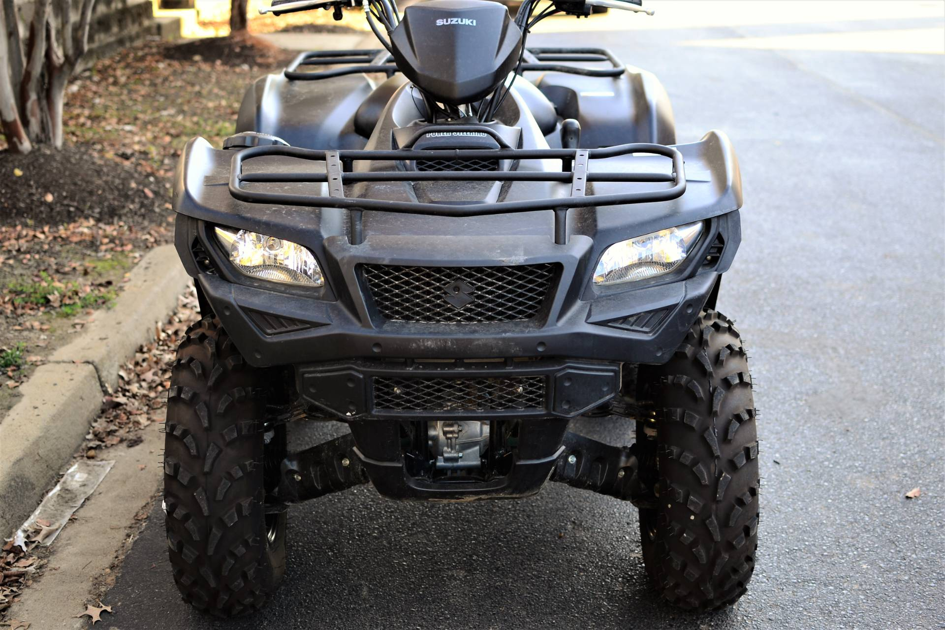 2016 Suzuki KingQuad 750AXi Power Steering Limited Edition in Olive Branch, Mississippi - Photo 7