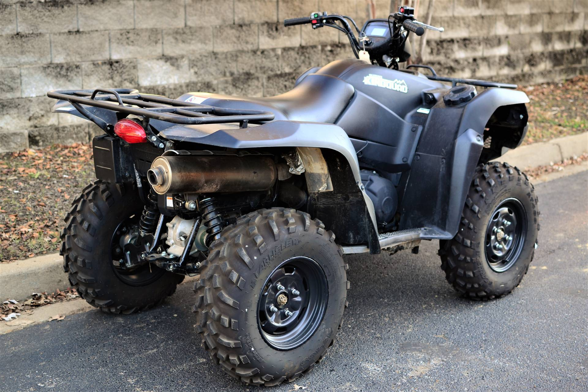 2016 Suzuki KingQuad 750AXi Power Steering Limited Edition in Olive Branch, Mississippi - Photo 5