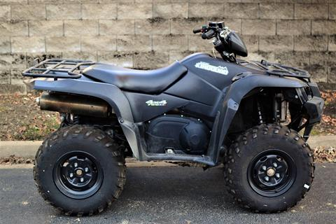 2016 Suzuki KingQuad 750AXi Power Steering Limited Edition in Olive Branch, Mississippi - Photo 1