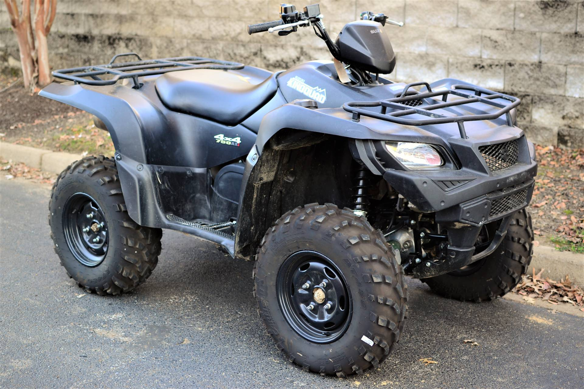 2016 Suzuki KingQuad 750AXi Power Steering Limited Edition in Olive Branch, Mississippi - Photo 3