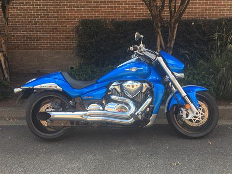 2012 Suzuki Boulevard M109R Limited Edition in Olive Branch, Mississippi