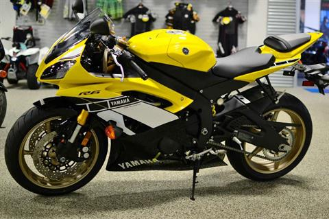 2016 Yamaha YZF-R6 in Olive Branch, Mississippi